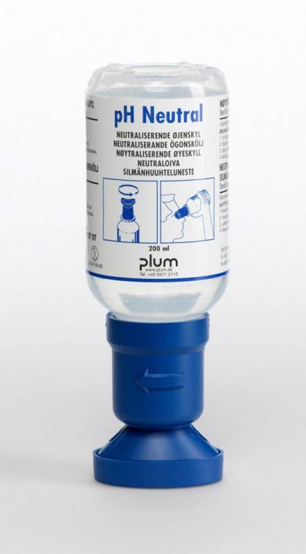 Image of   Øjenskyl Plum 200ml pH-neutral