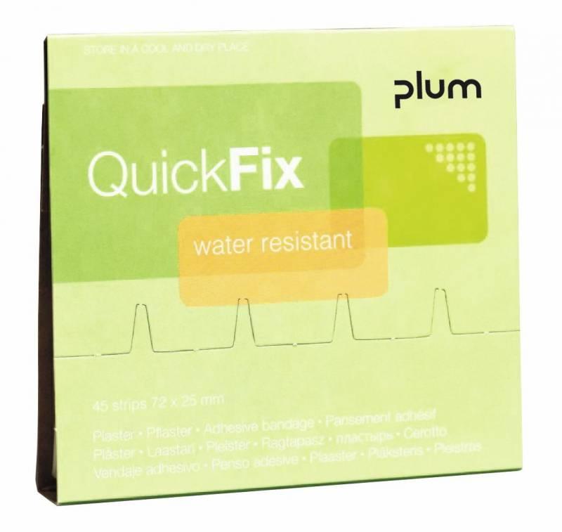 Billede af Plaster refill Water Resistant 45stk Quick Fix