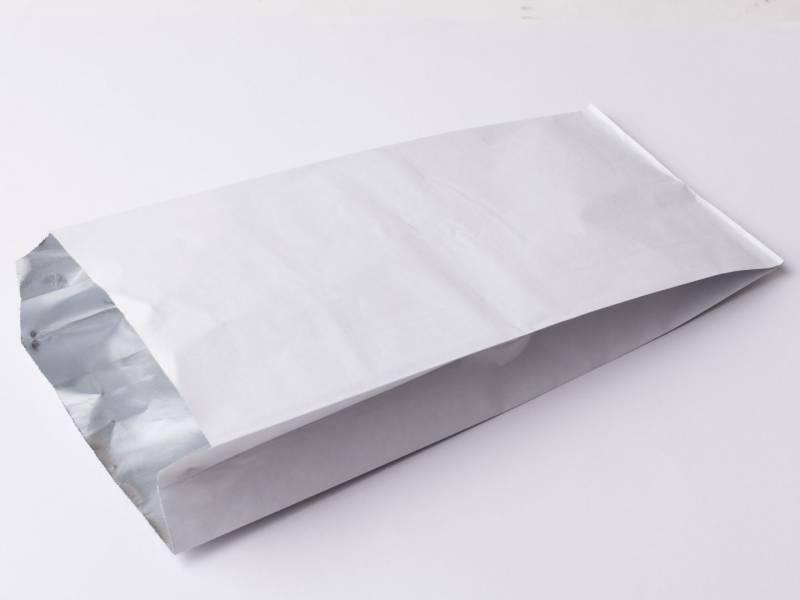 Image of   Grillposer m/alufolie hvid 16/6,5x33,5cm 250stk/pak