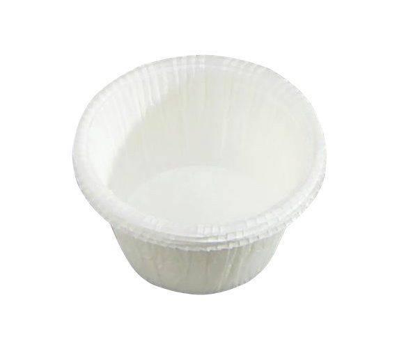 Billede af Muffinkapsel m/kant Ø50x35mm 200stk/pak