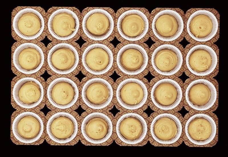 Image of   Muffinform på papplade NTS.2 50x36mm 24st/pl 50pl/pak
