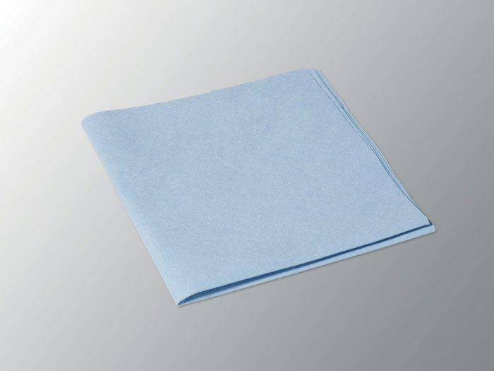 Billede af Microfiberklude Vileda blå Microsmart 5stk/pak