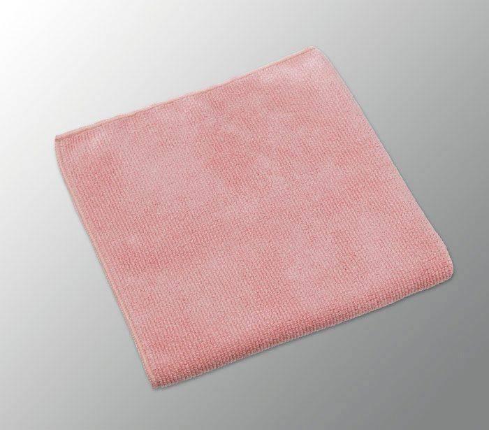 Billede af Microfiberklude Vileda rød MicroTuff Swift 5stk/pak