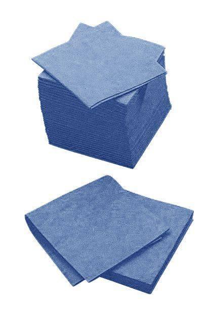 Billede af Alt-mulig-klud Cleanline blå 38x38cm 140g 200stk/pak