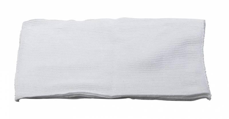 Billede af Karklud Cleanline strikket hvid 25x45cm 5stk/pak