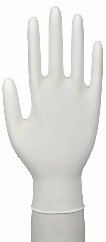 Image of   Nitrilhandske Classic large hvid pudderfri 150stk/pak