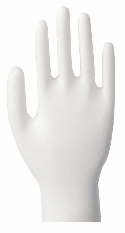 Image of   Latexhandsker medium pudret 100stk/pak