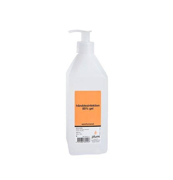 Image of   Spritgel 85 % desinficering 600ml pumpeflaske