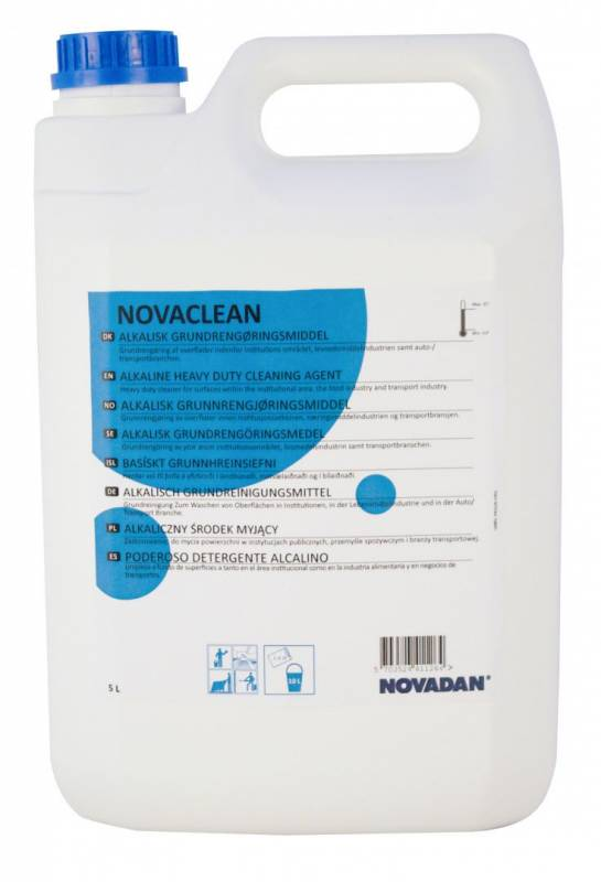 Image of   Grundrengøring Novaclean 5l