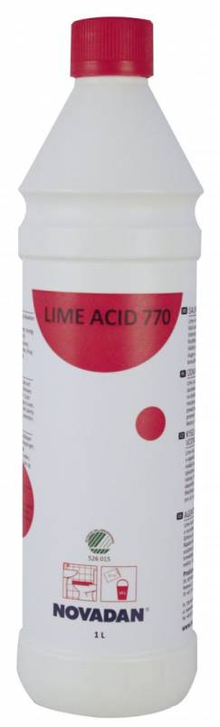 Image of   Kalkfjerner Lime Acid 770 1l