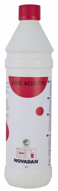 Billede af Kalkfjerner Lime Acid 770 1l 1l