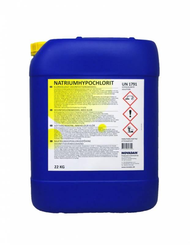 Billede af Desinfektion Natriumhypochlorit 22kg