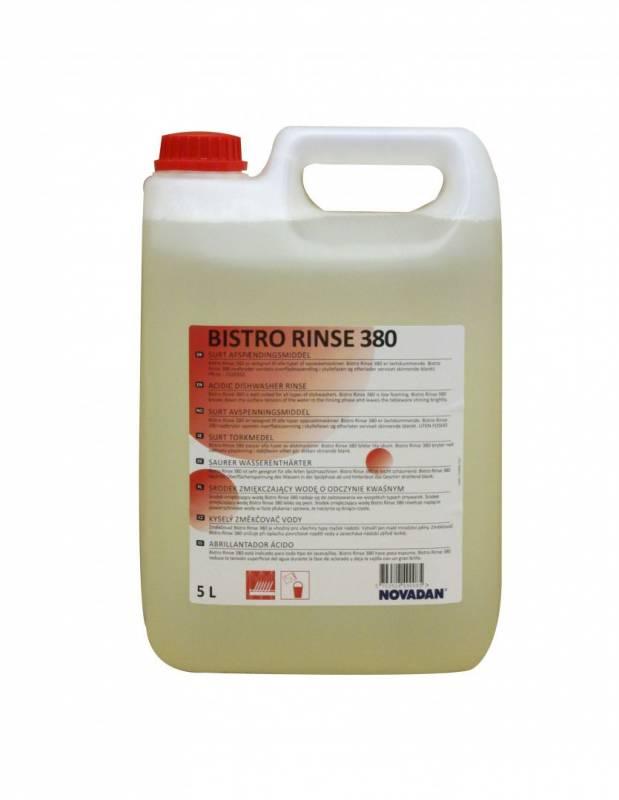 Image of   Afspænding Bistro Rinse 380 sur ph værdi 5l/stk