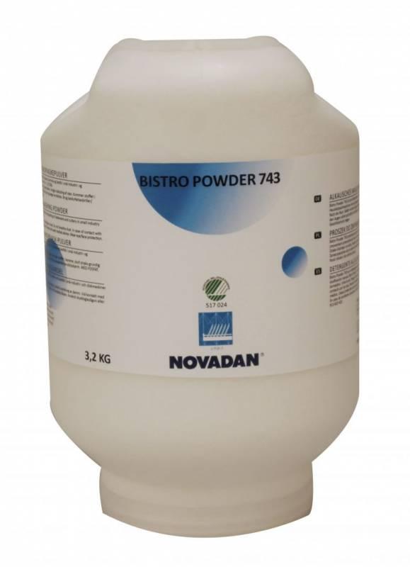 Image of   Maskinopvask Bistro Powder 743 3,2kg/stk