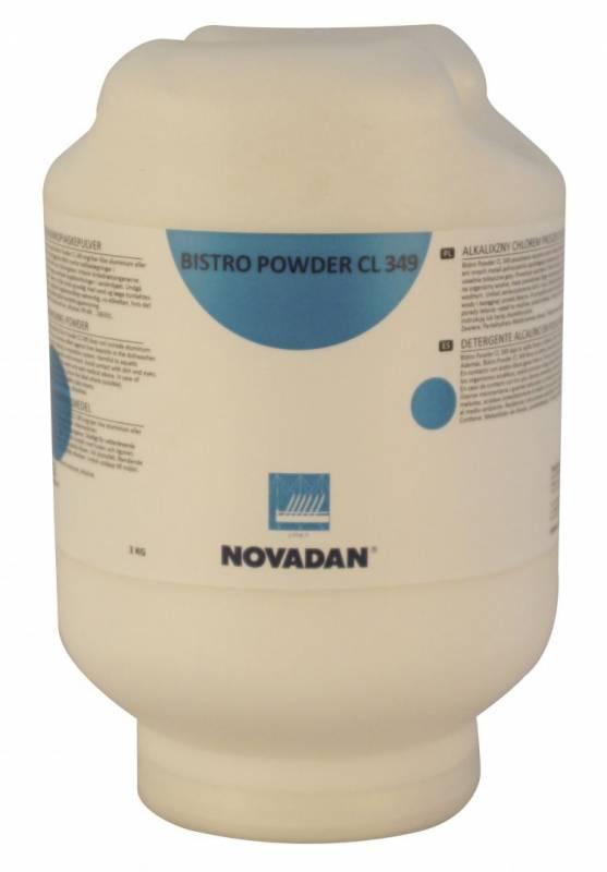 Billede af Maskinopvask Bistro Powder CL 349 m/klor 3kg