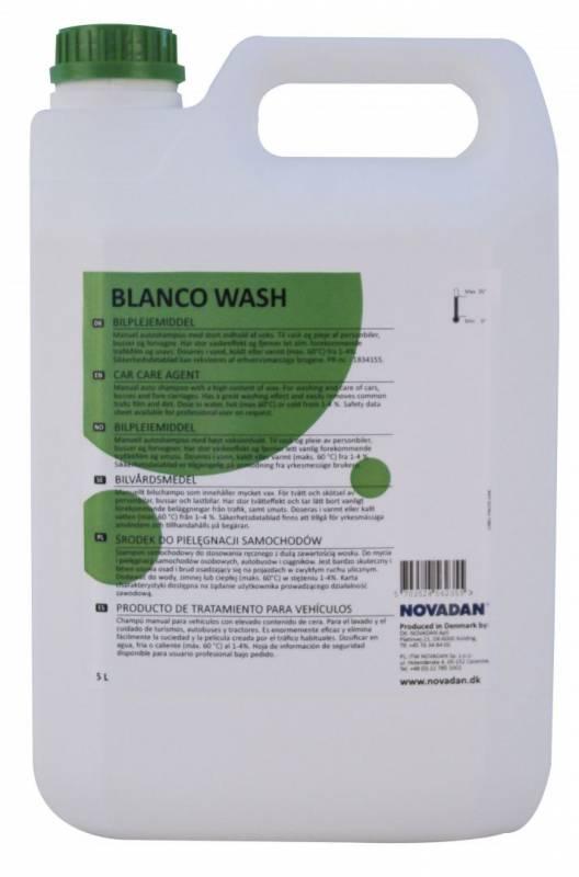 Billede af Autoshampoo Blanco Wash 5l