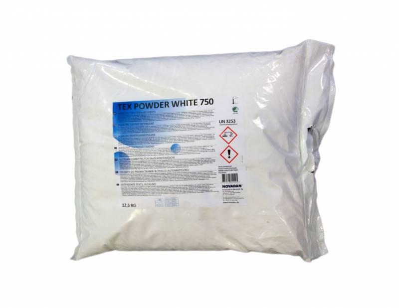 Image of   Vaskepulver Tex Powder 750 t/tøjvask 12,5kg