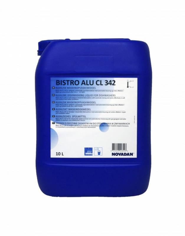 Image of   Maskinopvask Bistro Alu CL 342 - med klor klorineret 10l