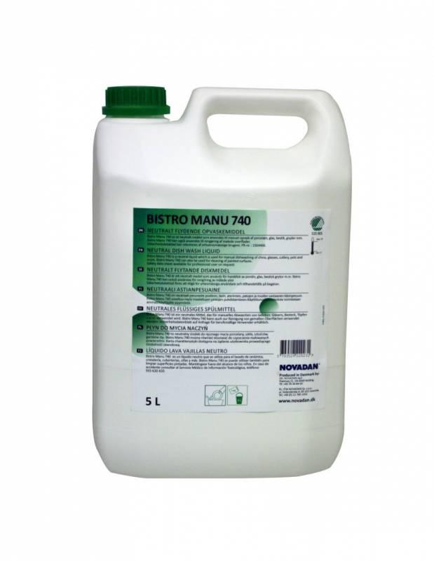 Image of   Håndopvask Bistro Manu 740 5l