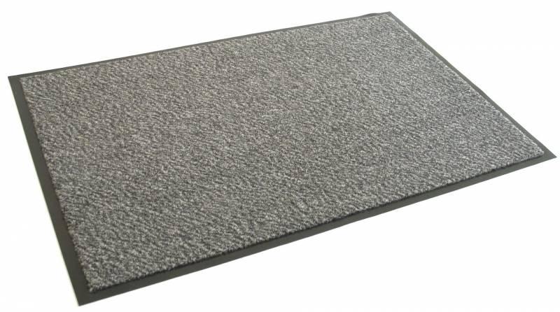 Image of   Måtte Serie 1000 lysgrå 90x150cm