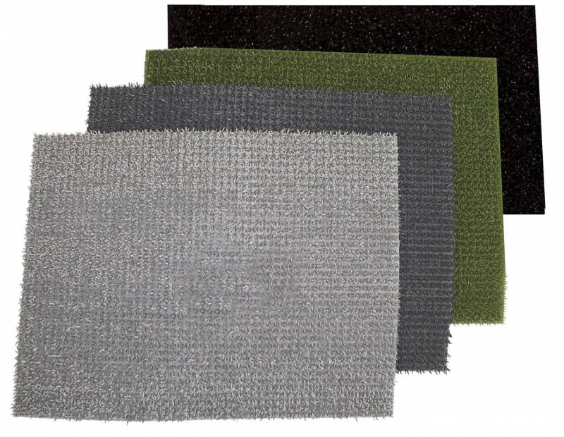 Image of   Måtte Finnturf grå 45x60cm