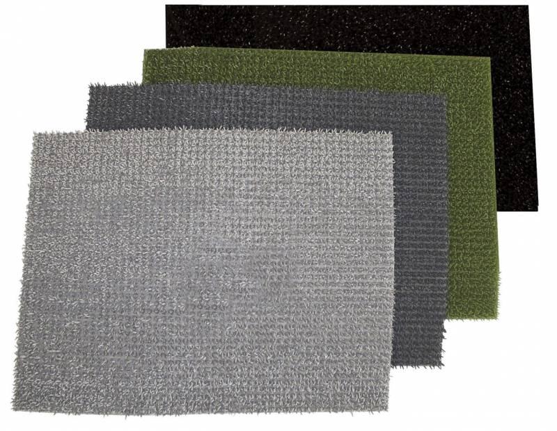 Image of   Måtte Finnturf sort 45x60cm