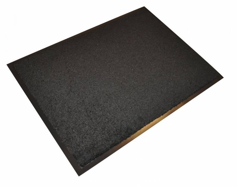 Image of   Måtte Serie 592 Sort PP 80x120cm