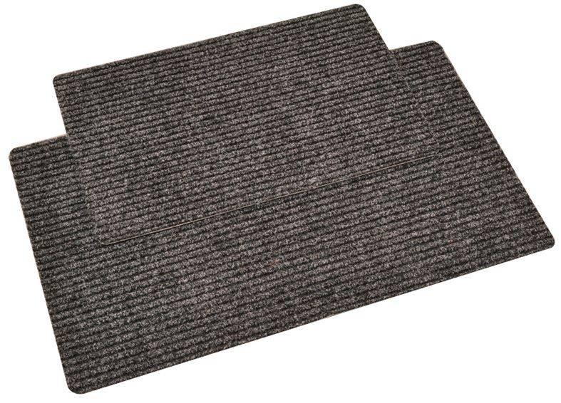 Billede af Måtte sugende grå lavpris 50x80cm