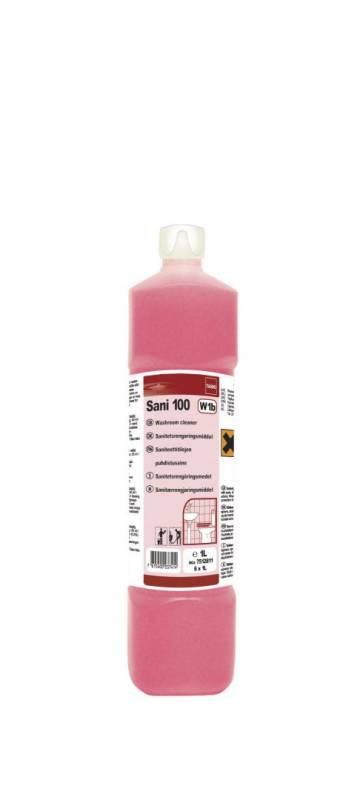 Sanitetsrengøring TASKI Sani 100 1l