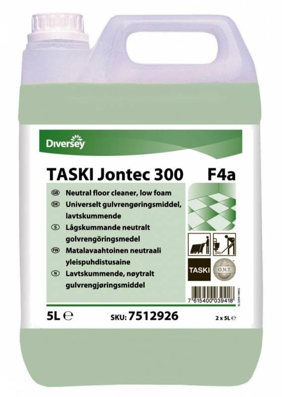 Image of   Gulvrengøring TASKI Jontec 300 5l