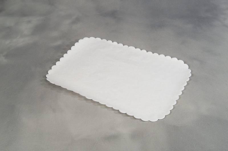 Billede af Fadpapir til papfad 405600 33x47cm firkantet 500stk/pak