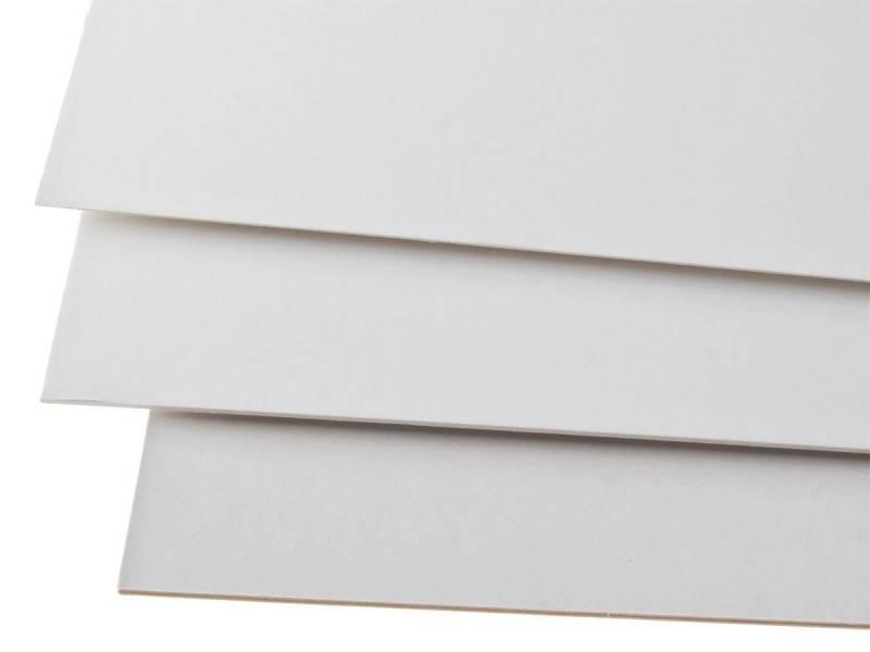 Image of   Skilte hvid A7 350g 890H01 7,4x10,5cm 100stk/pak