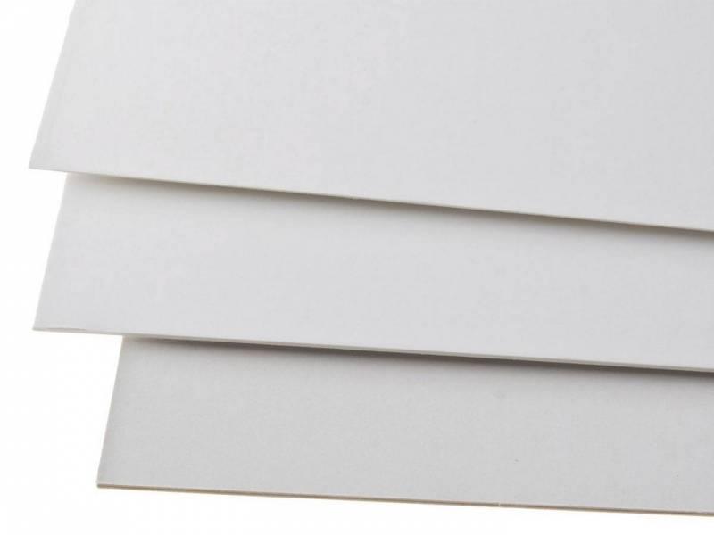 Image of   Skilte hvid A5 350g 890H03 14,8x21,0cm 100stk/pak