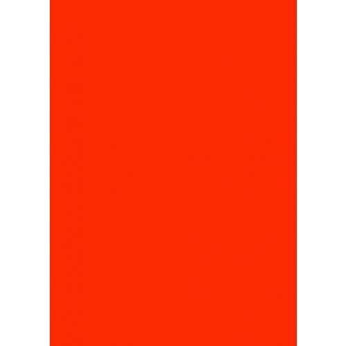 Image of   Skiltekarton rød neon 50x70cm 100ark/pak 260g