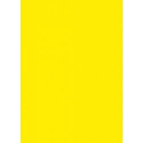 Image of   Skiltepapir gul neon 50x70cm 100ark/pak 100g