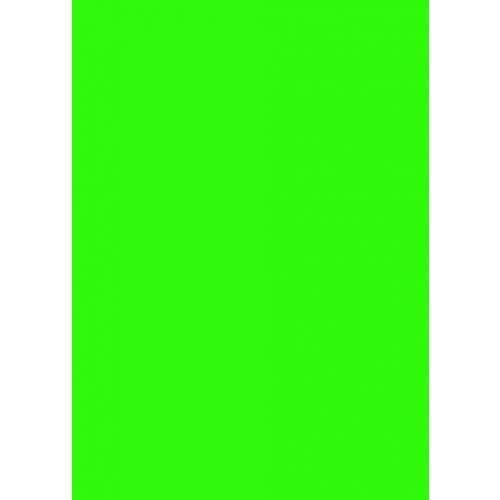Image of   Skiltepapir grøn neon 50x70cm 100ark/pak 100g