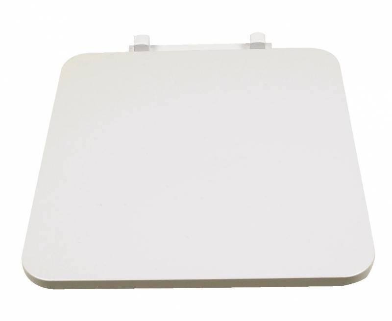 Billede af Låg til affaldsstativ hvid gl model - 4 hjuls stativet