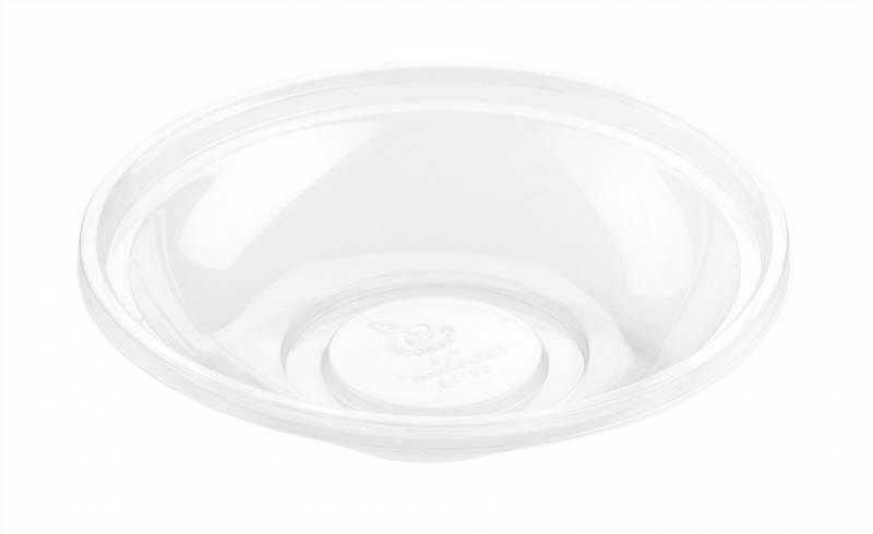 Salatbowle PLA 1 rum 220x220x45mm 270stk/kar