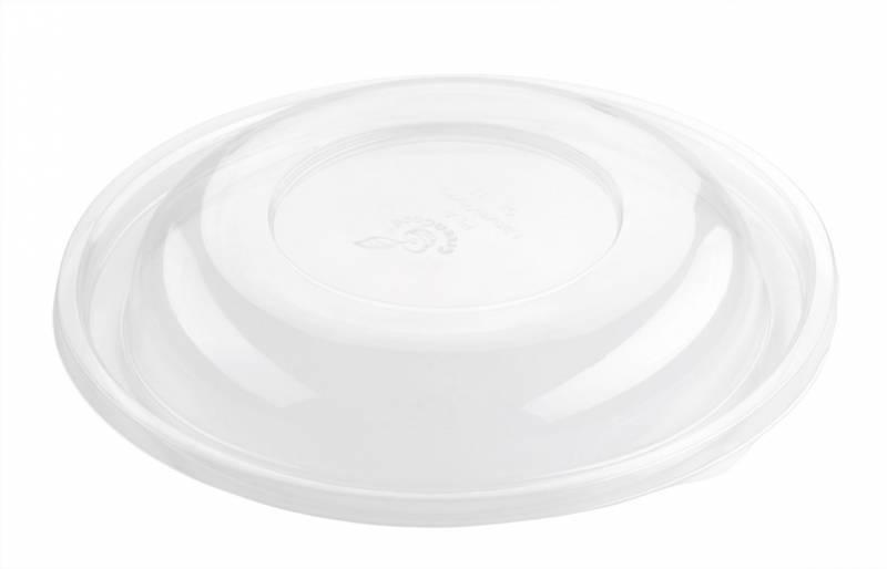 Låg t/salatbowle 230x230x30mm 270stk/kar