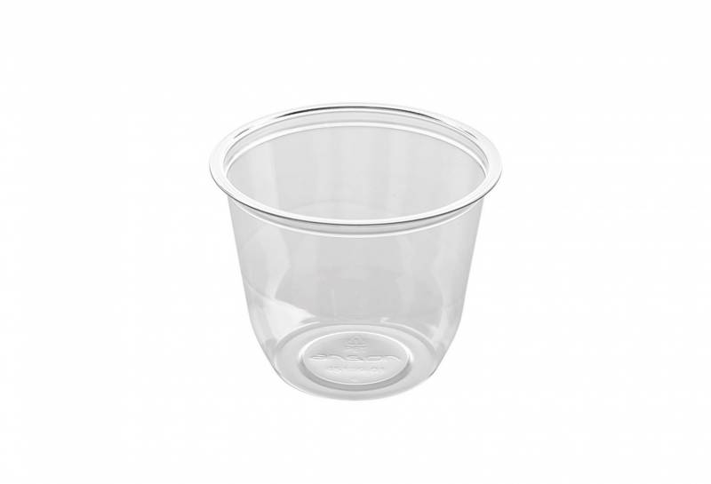 Plastbakke 12oz Ø95mm Ø95x75mm 355ml 1152stk/ka