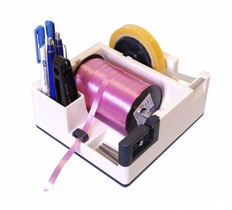 Billede af Unicutter kombineret tape- og gavebåndsholder bordmodel