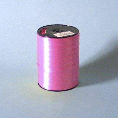 Billede af Gavebånd glat azalia/pink 10mmx250m nr. 46