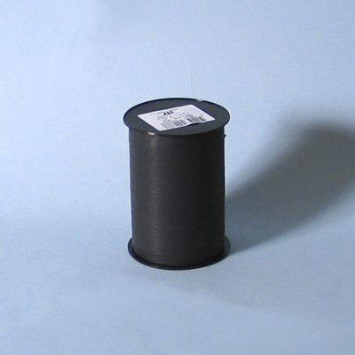 Billede af Gavebånd Matline sort 10mmx250m nr. 23