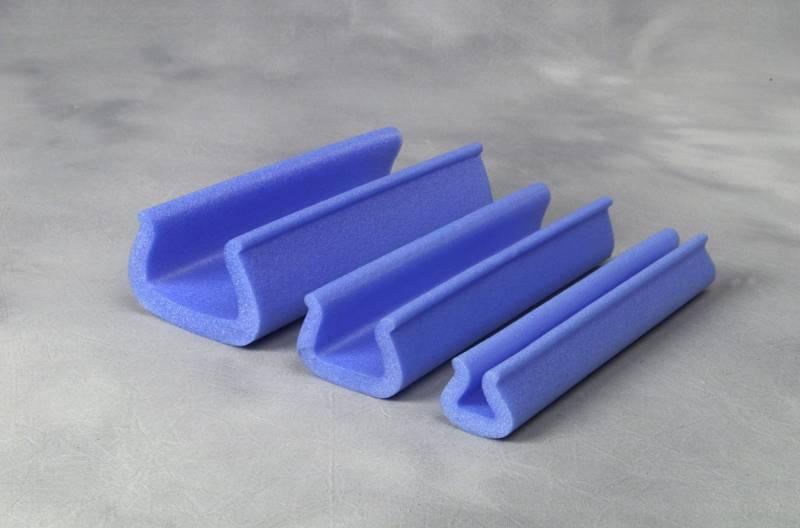 PE-profiler U 35-45 blå 90x2m = 180m/kar