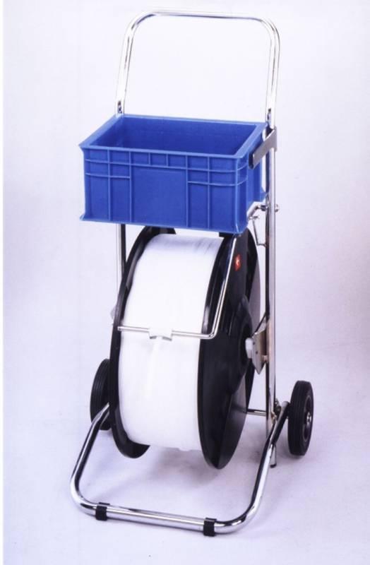 Billede af Båndvogn til plastbånd med 200 og 280mm kerne