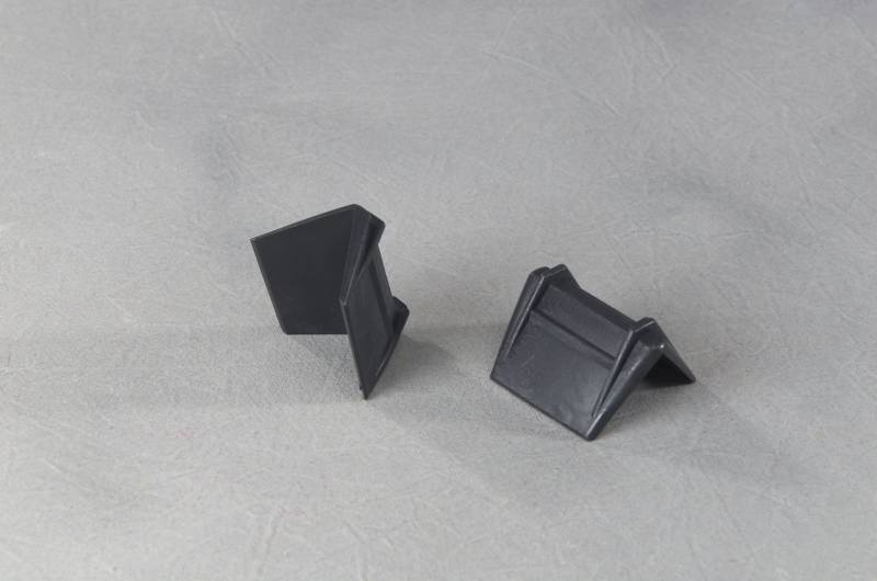 Billede af Båndbeskyttere plast 5030 50x30x30mm 1200stk/kar