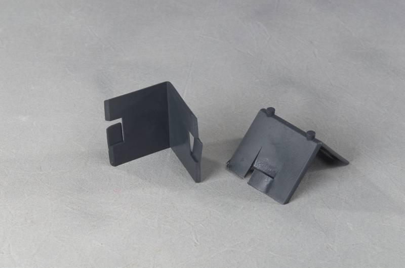 Billede af Båndbeskyttere plast 6050 60x50x50mm 1000stk/kar