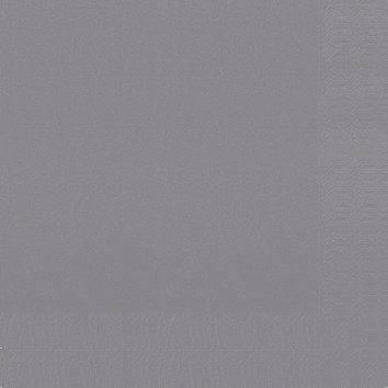Image of   Servietter Duni 3-lags Granitee Grey 33cm 1000stk/kar
