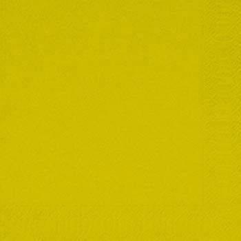 Image of   Servietter Duni 3-lags kiwi 33cm 1000stk/kar