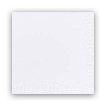 Billede af Servietter 2-lags Duni hvid 33cm 2000stk/kar